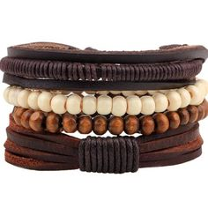 2017 New Men Jewelry PU Leather Bracelet for Women Men overwatch pulseira masculina mujer bangles bileklik bohemian Stackable Bracelets, Braided Bracelets, Bracelets For Men, Bangle Bracelets, Leather Bracelets, Layered Bracelets, Layered Jewelry, Hemp Jewelry, Cuff Jewelry