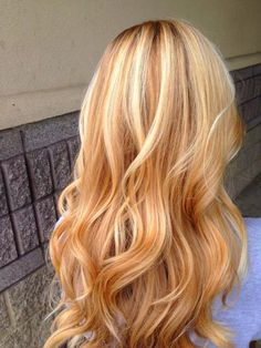 Hair , Makeup , and Skin warm-blonde-balayage-hair Blonde Hair Shades, Blonde Hair Looks, Light Blonde Hair, Honey Blonde Hair, Golden Blonde Hair, Platinum Blonde Hair, Carmel Blonde Hair, Warm Blonde, Strawberry Blonde Highlights