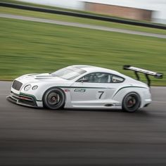 Bentley going racing with Continental -- Concept debuts at Paris motor show Bentley Gt3, Bentley Motors, Continental Cars, Bentley Continental Gt, Diesel, Automobile, Luxury Car Brands, Rear Wheel Drive, Car Wallpapers