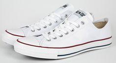 961b81b826c Liketab - 5 Popular Annoying Shoes That Everyone Has White Low Top Converse