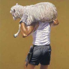 The Shepherd by Barry Ross Smith