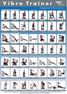 37 Best Whole Body Vibration Exercises Images Whole Body