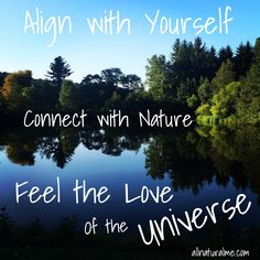 Align with yourself