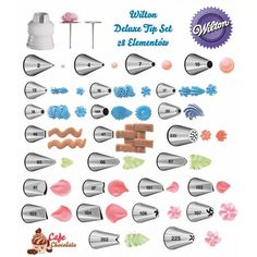 How To Use Cake Boss Decorating Tips : 1000+ images about Decorating tips on Pinterest Wilton ...