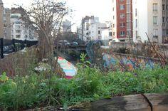 Agriculture urbaine- la recyclerie- Paris