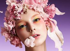 Maquiagem Shu Uemura Blossom Dream Collection!