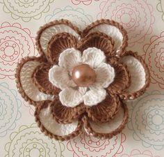Çiçek Örgü Modelleri İle Dopdolu Galeri – Örgü Çiçek Motifleri | Hobi Dekorasyon http://www.hobidekorasyon.com/cicek-orgu-modelleri-ile-dopdolu-galeri/