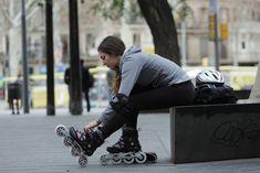 Girl & Skates by Kris Fondran | Rollerblade Sverige 2014