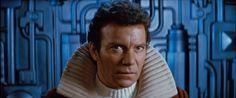 William Shatner in Star Trek II: The Wrath of Khan Star Trek Ii, Popped Collar, Watch Doctor, Star Trek Movies, Star Trek Original, William Shatner, Pictures Of People, Spock, Interview