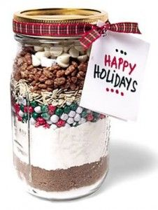 5 HomeMade Gifts in a Jar