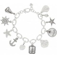 Brighton designs stunning silver bracelets for women and bangles that complement any outfit. Browse our collection of silver bracelets and bangle bracelets today! Nautical Bracelet, Nautical Jewelry, Nautical Style, Jewelry Shop, Jewelry Accessories, Fashion Jewelry, Charm Jewelry, Brighton Jewelry, Brighton Charms