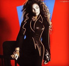 """30 Year Anniversary of """"Control"""" by Queen Janet Jackson"""