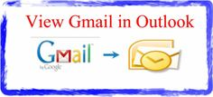 Did you know you can use Microsoft Outlook to send and receive emails from your Gmail accounts?