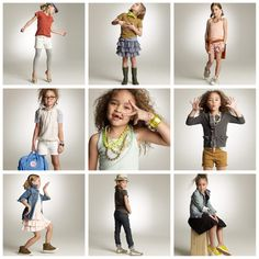 Crew Cuts - J Crew for kids!  Lots of solid colored tops, sweaters, and dresses.