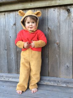 Hey, I found this really awesome Etsy listing at https://www.etsy.com/au/listing/288275775/winnie-the-pooh-halloween-costume