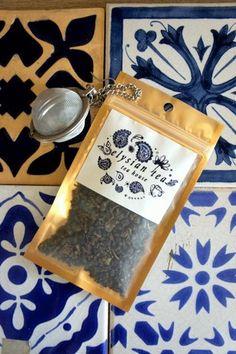 Loose tea packgine