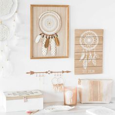 Maisons du Monde | Interior Trend Spring 2017 | Coachella Hippie Home Decoration Interior with soft Pastel Colors