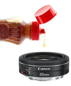 Canon 40mm 2.8 Pancake lens