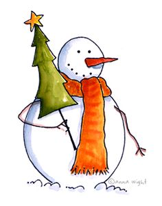 Best Free Frosty the Snowman illustration Suggestions Do you wish to be online dating throughout the vacations? Like Frosty the Snowman , will you live wi Christmas Doodles, Diy Christmas Cards, Xmas Cards, Holiday Crafts, Christmas Decorations, Christmas Ornaments, Christmas Costumes, Christmas Games, Christmas Lights