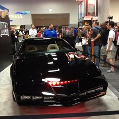 MPOWER/// K. from Knight Rider. The TV show would have been so much better without David Hasselhoff in it. Pontiac Firebird, My Dream Car, Dream Cars, Kitt Knight Rider, 80 Tv Shows, Celebrity Cars, Car Man Cave, Dragon Knight, Movie Tv