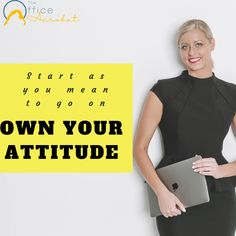 Learn how to decide on your attitude to make more money #makemoney #attitude #mindset #careergoals #progression #careeradvancement #careergoals #dreamlifestyle #theofficeacrobat