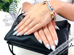 Matte Gray – Nail Design   Nail Art by My Nice Nails – ⓌⒽⒶⓉ ⒹⓄ ⓎⓄⓊ ⓉⒽⒾⓃⓀ? For more inspiration and info visit us at www.mynicenails.ch #MyNiceNails #gelnails #nails #nailstagram #nailswag #naildesigns #nailart #nailartdesigns #manicure #pedicure #nailpolish #shellac #shellacnails #manicurezurich #nagelstudiozürich #manikürezürich #gelpolishzurich #gellackzürich #nailstudiozurich #gelnägelzürich Nail Swag, Grey Matte Nails, Grey Nail Designs, Nail Polish, Fun Nails, Nice Nails, Shellac, Nails Inspiration, Nail Care
