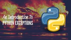 "In this beginner tutorial you'll learn what exceptions are good for in Python. You'll see how to raise exceptions and how to handle them with ""try/except"" blocks."