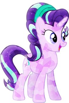 Crystal starlight glimmer from season 6