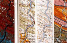 Susquehanna River Maps