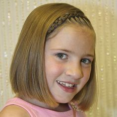 Kids Hairstyles For Short Hair Short Haircuts, Layered Haircuts « Shear Madness Haircuts For Kids