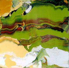 "Saatchi Art Artist Johann Nußbächer; Painting, ""Working in varnish 14"" #art"