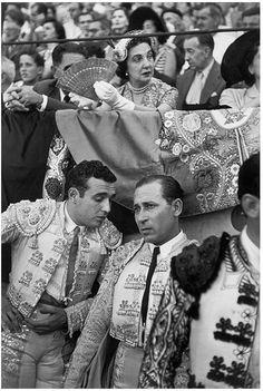 Feria de Pampelune, Espagne, 1952 © Henri Cartier-Bress