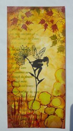 more samples using Alcohol inks... products coming to website very soon... lavinia stamps