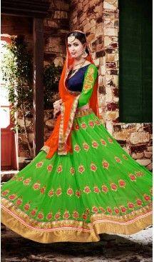 Lime Green Color Georgette Circular Style Occasional Wear Lehenga Choli | FH529780046 >>>>>> Follow Us @heenastyle <<<<<<< --------------------------------------------------------- #styleinspiration #onlineboutique #boutiquefashion #boutiquestyle #boutiqueclothing #fashionphotography #lookbook #design #fashiontrends #fashiondesign #fashionmodel #fashionwa #potd #summer #springwedding #tuxedo #purplesuit #purple #maroonwedding  #lehengacholi #lehenga #indiancloth #heenastyle