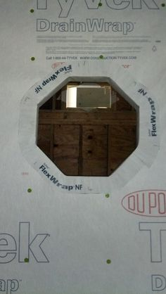 """""""Now that I have the house wrap up I will be flashing the window openings with an awesome product from Dupont called Flexwrap NF.  It allows me to flash around the corners of the windows seamlessly with no fasteners. It, like the Drainwrap, is not a cheap product at about $165 a box (9"""" by 75′) but is the best product for the job and will hold tight for a long time to come.""""  http://www2.dupont.com/Tyvek_Weatherization/en_US/products/residential/resi_flexwrapnf.html"""