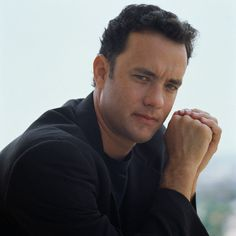 Tom Hanks is literally the best actor in the world <3 well my favorite actor at least...