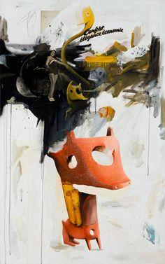 Jerk45 Painting @OpenTheDoor