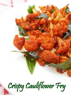 Crispy Cauliflower Fries / Gobi Fry (Malabar Style)   Cooking Is Easy
