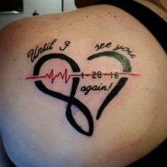 Heartbeat Tattoos for Men - Ideas and Inspiration for Guys