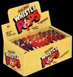 Whistle Pops