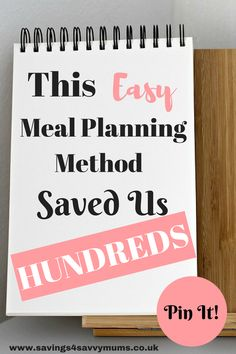 Budget meal planning can really save your family money. This easy guide walks you through meal planning on a budget for the first time and gives you ideas on how you can save your family money by Laura at Savings 4 Savvy Mums. - March 24 2019 at Money Saving Meals, Save Money On Groceries, Ways To Save Money, Money Tips, Budget Meal Planning, Meal Planning Printable, Budget Meals, Money Budget, Financial Planning