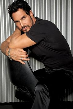 Don Diamont - bill Spencer ....bold and the beautiful