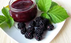 This page contains blackberry jam recipes. Blackberries are a great fruit for making jam. Making your own jam allows you to enjoy blackberries throughout the year. Blackberry Jam Recipes, Cooking Time, Cooking Recipes, Salsa Dulce, Homemade Jelly, Fruit Compote, Breakfast Specials, Jam And Jelly, Sauces