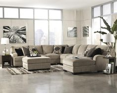 1000 Images About Sectionals Living Room Furniture On Pinterest Raves L