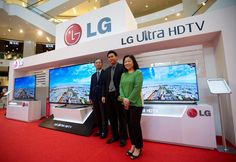 LG Expands Ultra HD TV Line-up with new 55- and 65-inch Models