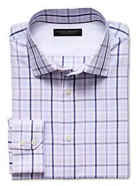the non-iron shirt from Banana Republic #hasslefree