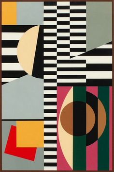 """reumar: """" Perfectly Chaotic Serigraph. Sam Vanni (1908-1992) Sam Vanni was a Finnish painter of Jewish origin. He is considered to be the pioneer of abstract art in Finland. In the 1940′s Vanni started to move towards more abstract art. He was..."""
