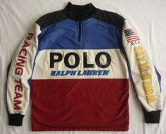 Vintage-POLO-Ralph-Lauren-Racing-Team