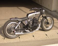 How do you feel about this little CB250RS custom?