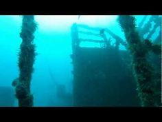GoPro HD HERO2 Spiegel Grove Scuba Diving Key Largo Florida - http://www.florida-scubadiving.com/florida-scuba-diving/gopro-hd-hero2-spiegel-grove-scuba-diving-key-largo-florida/